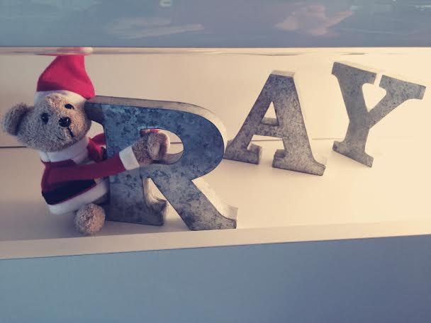 RAYクリスマス